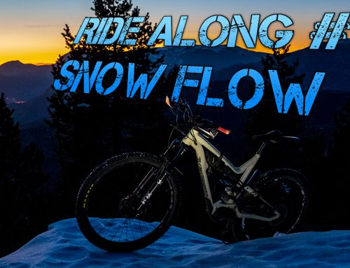 Ride Along #12 – Snow Flow